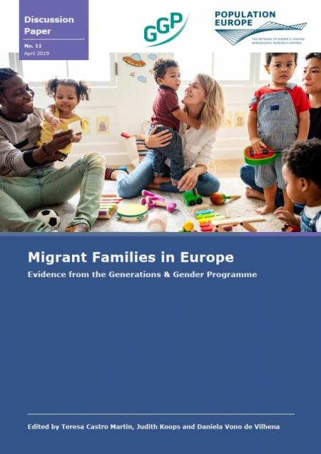 Discussion Paper No. 11: Migrant Families in Europe